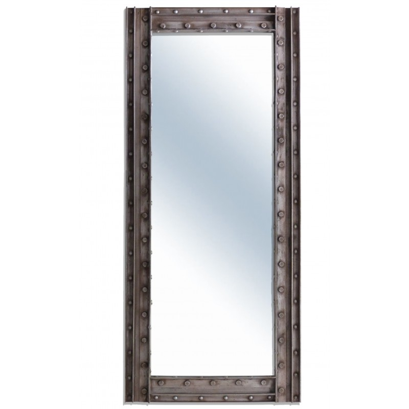 Miroir industriel rectangulaire for Miroir industriel