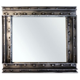 Nos miroirs style industriel mim sis for Miroirs style industriel